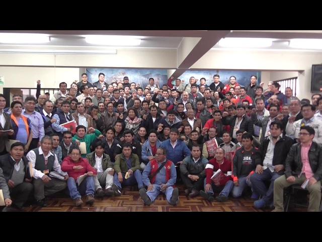 93°Asamblea Nacional de delegados 25/08/17