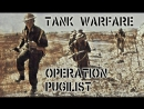 Tank Warfare Tunisia 1943 Operation Pugilist