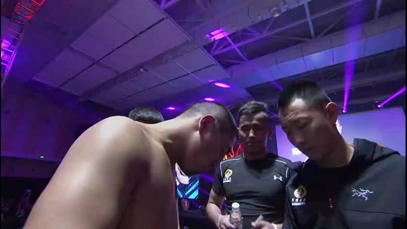 Askar Mozharov vs Ma Ke Sha TE