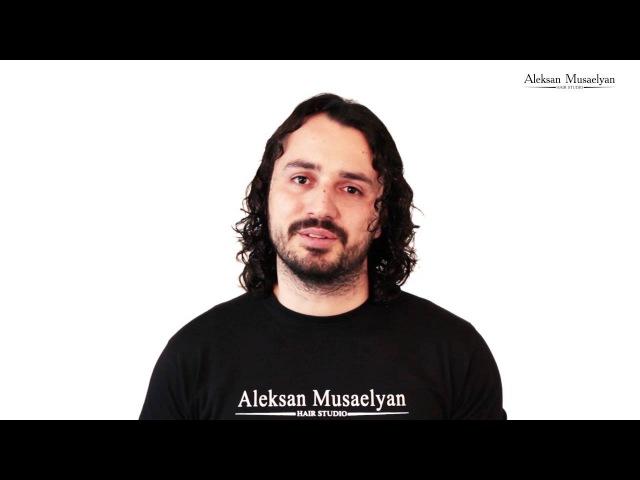 Алексан Мусаелян Колористика Урок№5 Работа с сединой