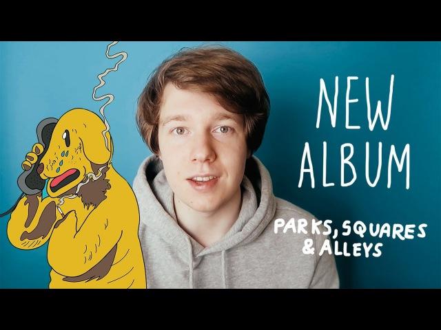 Новый альбом Parks, Squares and Alleys — Cold Blood Magic   nixelpixel