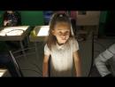 Видео-отзыв от студии рисования песком SandLand