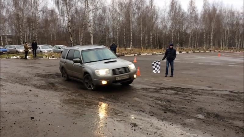 Drive2.RU Race Yaroslavl Слалом (06.11.2017)
