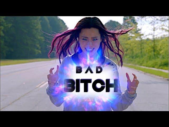 The Gifted Girls || Bad Bitch (easonxversace71)