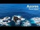 Flores Island, Azores 2018 | Азорские острова, о. Флореш | 4K Video