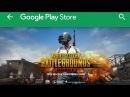 PUBG Mobile официально в google play, скачать игру на английском языке в гугл плей