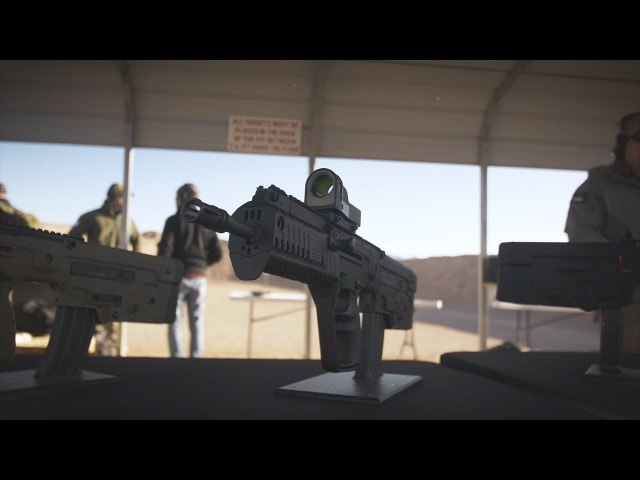 12 Gauge Game Changer- The Tavor TS12