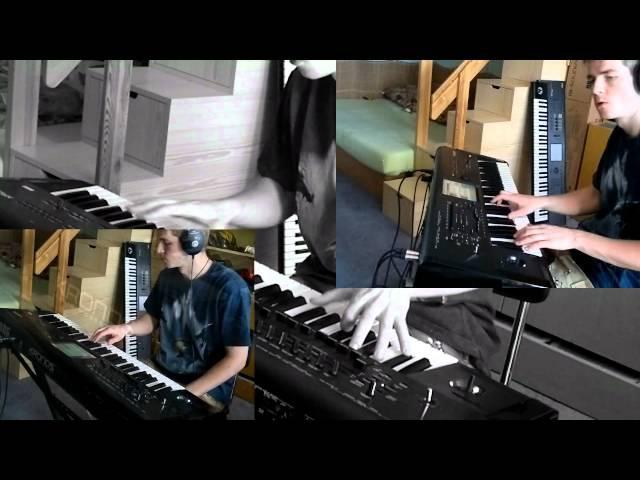 Dimmu Borgir - Progenies of the great apocalypse (symphonic keyboard cover by Dvorkys)