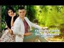Farhod va Shirin - Qalbim sendadir Фарход ва Ширин - Калбим сендадир music version
