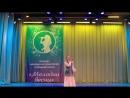 Мелодии весны Айыына Ефремова