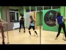 Экзотик в школе танцев KLEN