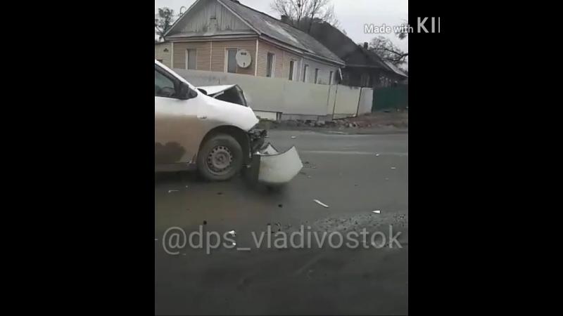 ДТП в Шкотово