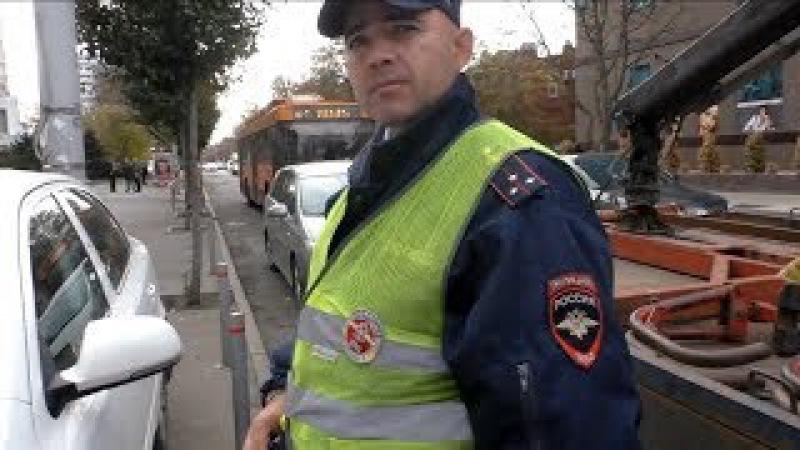 Пеший ИДПС Одинцов