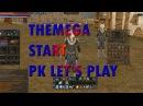 Lineage2. TheMega Start. PK Lets playУничтожаем в окрестностях диона