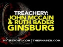 Q: Treachery - John McCain & Ruth Bader Ginsburg