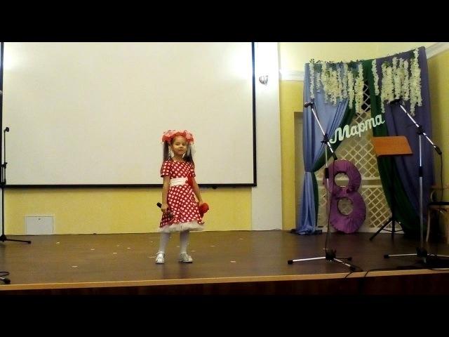 Хорошо рядом с мамой' - исполняет Екатерина Лукашина