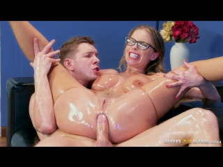Britney Amber [Big tits, Big ass, Anal, Orgasm, Squirt, Blonde, Milf, Mom, Oil] ANAL