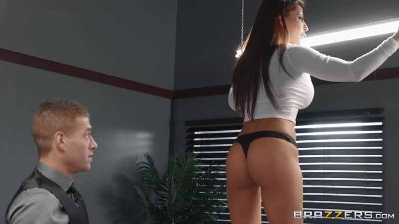 Porno hd brazzers What's The Problem Madison Ivy Xander Corvus BTAW Big Tits At Work 05 03 2019 side fuck innie pussy sm