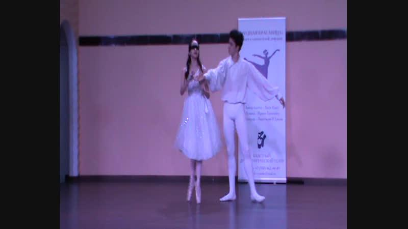 Балет Чудесная Красавица представлен в «Сергиево-Посадском доме-интернате слепоглухих и получил благословение