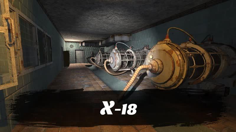 X-18 [S.T.A.L.K.E.R. WIKI]