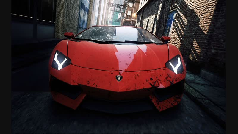 Старая, добрая всеми любимая Need for Speed - Most Wanted (2012)
