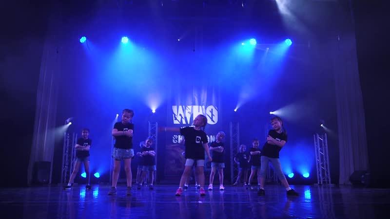 Who is the Champion!- Best Show Baby (до 7 лет)- школа танцев DABIGI - 3 место- FRONT RAW