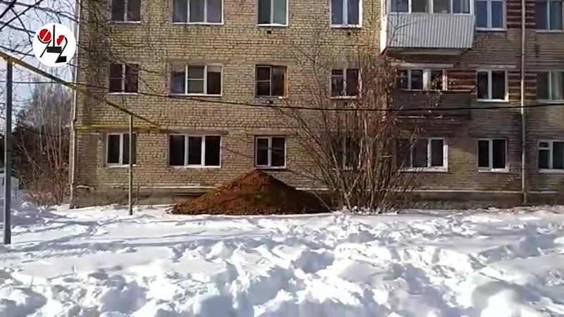 [Новости Шеремета Девять с половиной] Крот-сосед вынул 10 кубов земли из-под дома. Real video