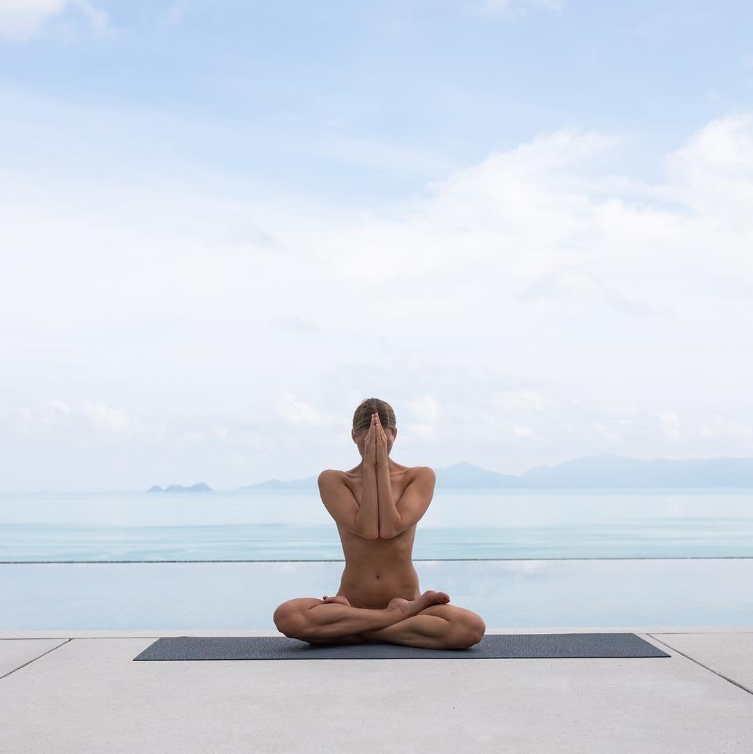 Nearly Naked Yoga