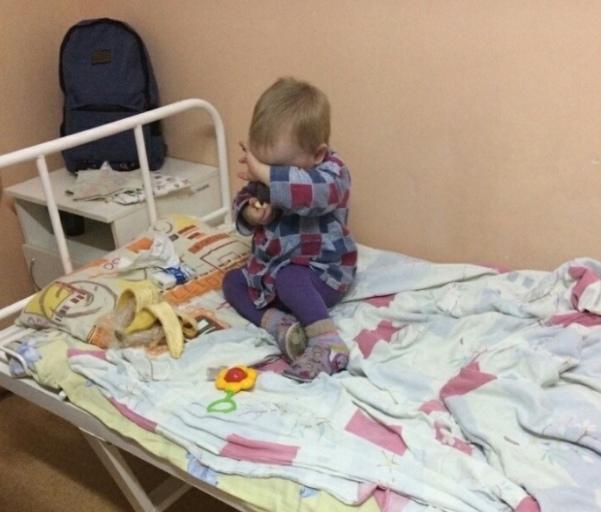 В Прикамье мать бросила двухлетнего ребенка в больнице В Кудымкаре в детском отделении больницы двухлетний ребенок неделю ждет свою маму, которая даже не планирует возвращаться. Сначала другие
