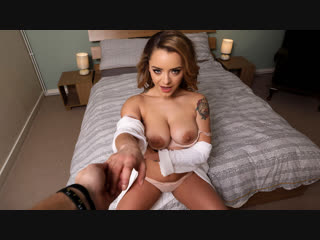 Liza Del Sierra - Giving Him The Talk [Brazzers, Big Natural Tits, Blowjob, POV]