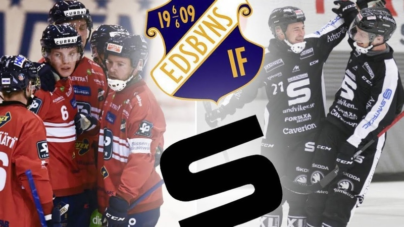 13 11 18 Edsbyns IF Sandvikens AIK Elitserien 2018 19 Highlights