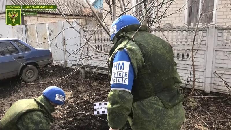 Массовые повреждения жилых домов в Золотом-5 в результате обстрелов ВСУ.