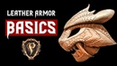 🛡️ How To Leather Craft - Basic Tips & Tools for Beginners 🛡️ by Prince Armory