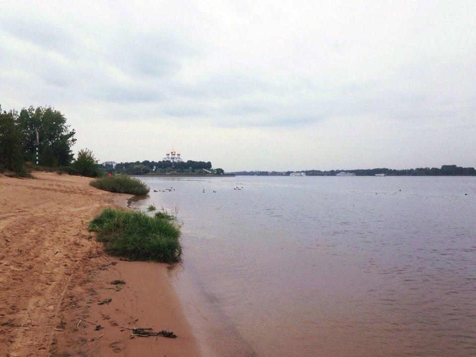 Волга в Коровниках