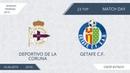 Deportivo de la Coruna 3:2 Getafe C.F., 23 тур (Испания)