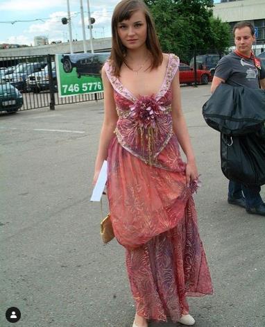 Полина Гагарина в 2007 году.