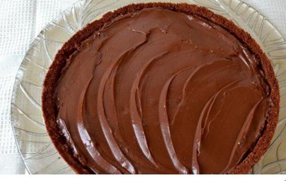 """Шоколадный пай «Грязь Миссисипи» """"Mississippi mud pie"""""""