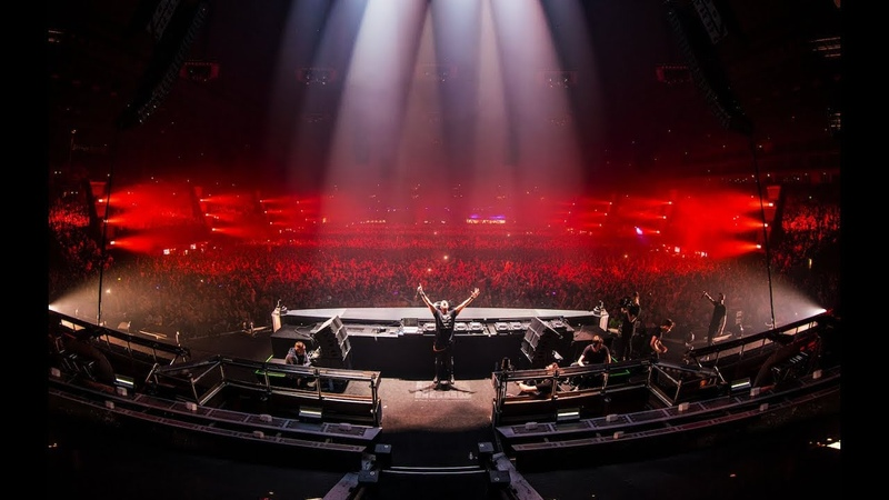 Ran-D live at Hard Bass 2019 (WRTN Showcase)