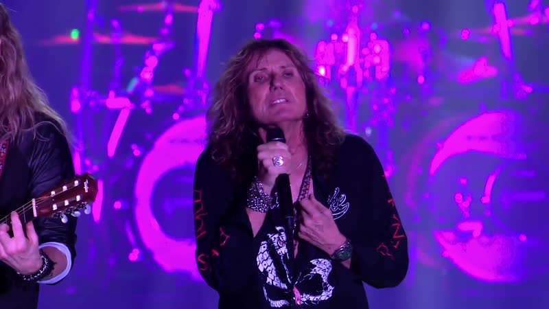 Whitesnake (David Coverdale) - Soldier Of Fortune 2018