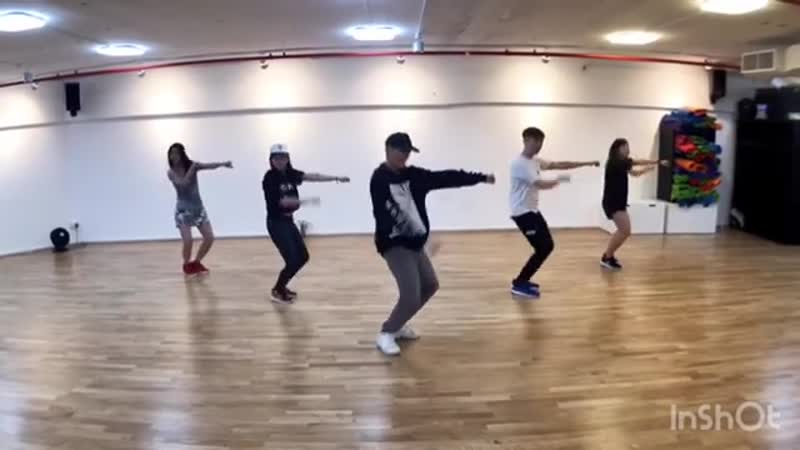 Ikon b day dance cover