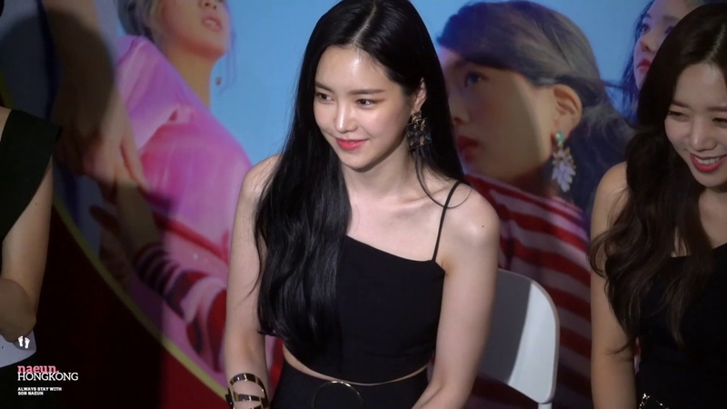 180810 《2018 Apink Asia Tour in Hong Kong》에이핑크 홍콩 기자회