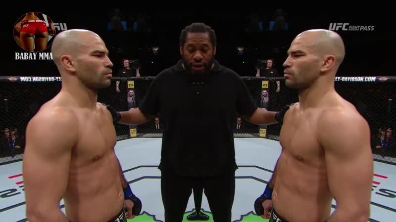 Lobov vs Lobov Babay MMA