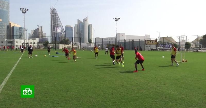 Четыре российских футбольных клуба примут участие в турнире в Катаре