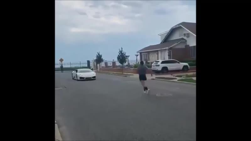 Очень опасный трюк