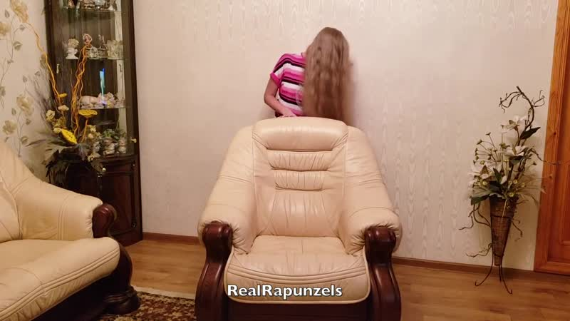 RealRapunzels The hair chair 2 preview 20 ІІ 2019