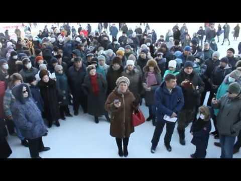 Видеообращение Президенту РФ В В Путину от граждан г Сибай по экологической катастрофе