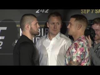 UFC 242: Хабиб против Порье