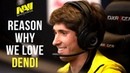Reason Why We Love The Best Player on Dota History Danil Dendi Ishutin - Dota 2