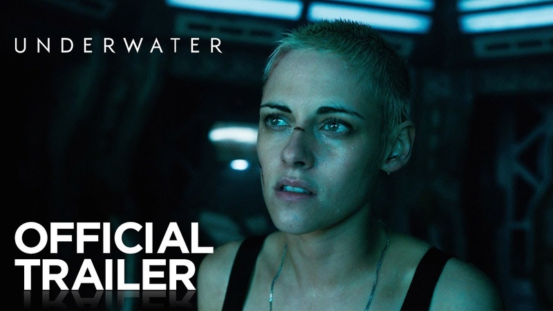Underwater | Official Trailer [HD] | 20th Century FOX