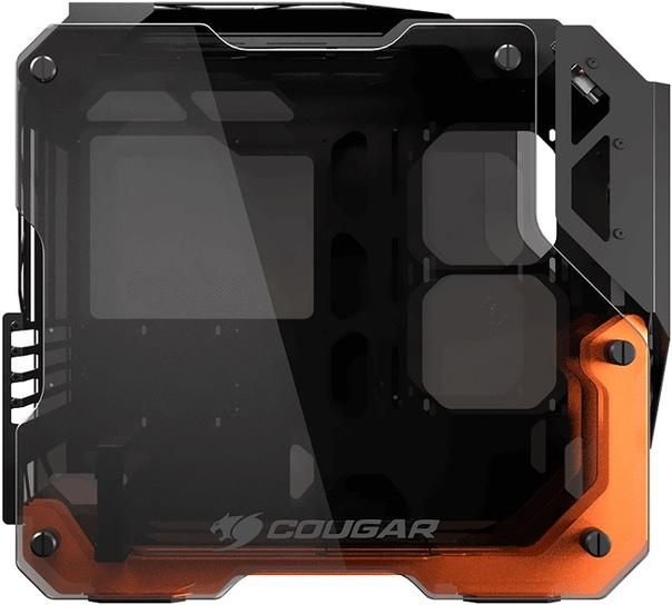 Cougar Blazer Essence: полуоткрытый корпус для плат